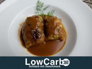 Low Carb Kohlroulade